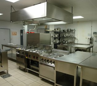 Wet Chemical Fire Suppression Systems. Kitchen Hood System